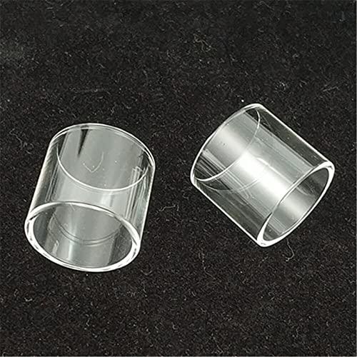 Pang-qingtian 2 stücke Ersatzglasbehälter Fit für GEEKVAPE. Ammit. RTA/Fit für Ammit 25 RTA/Fit für Ammit Dual Coil RTA/Fit für Ammit MTL RTA. (Farbe : Fit for Ammit RTA 3.5ml, Größe : 2pcs)