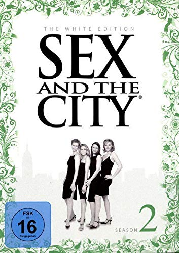 Sex and the City - Season 2 - White Edition