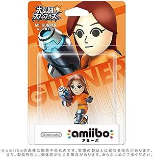 AMIIBO Super Smash Bros - Mii Gunner (Multi)
