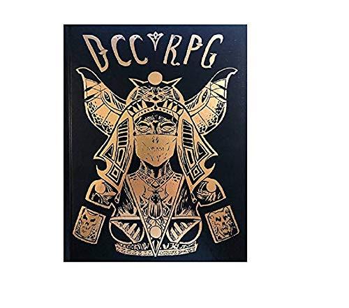 Dungeon Crawl Classics RPG Egyptian Lich Ed.