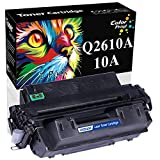 1-Pack ColorPrint Compatible Toner Cartridge Replacement for HP 10A 2610A Q2610A Toner Catridge for HP Laserjet 2300L 2300N 2300D 2300DN 2300DTN 2300 Printers (Black)