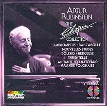 Artur Rubinstein: The Chopin Collection by Chopin, Rubinstein (1990) Audio CD