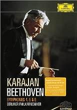 Karajan Beethoven: Symphonies 4, 5, 6 - Berliner Philharmoniker