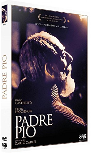 Padre Pio [Francia] [DVD]