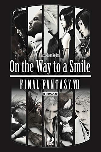 On the way to a smile. Final Fantasy VII