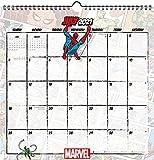 2021-2022 Marvel Comics Academic Spiral Wall Calendar (July-June)