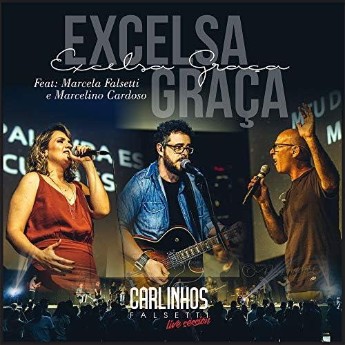 Carlinhos Falsetti feat. Marcela Falsetti & Marcelino Cardoso
