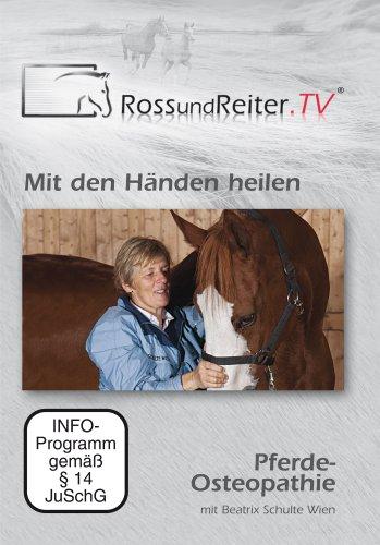 Mit den Händen heilen - Pferde-Osteopathie mit Beatrix Schulte Wien