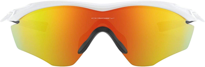 Oakley overseas Men's Oo9343 M2 Frame Japan's largest assortment XL Sunglasses Shield