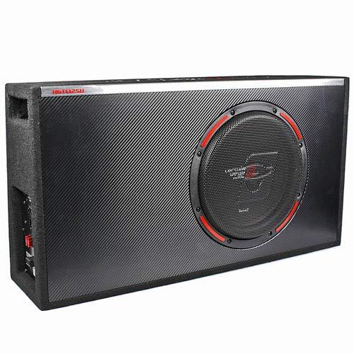 """Cerwin Vega HED 12"""" Powered Slim Enclosure Slot Vented 400W Max"""