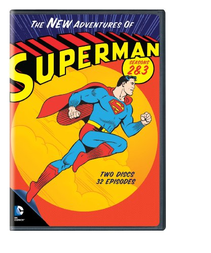 New Adventures of Superman, The:...