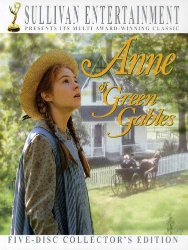 Anne of Green Gables DVD-20th Anniversary Collector's Edition