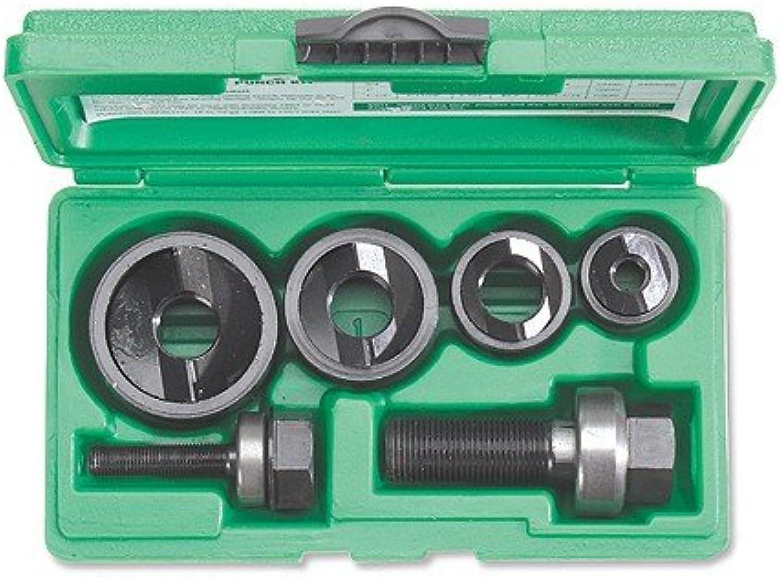 Grünlee 7235BB Slug-Buster Manual Knockout Kit for 1 2 to 1-1 4-Inch Conduit by Grünlee B0186MF6JS   Vielfältiges neues Design