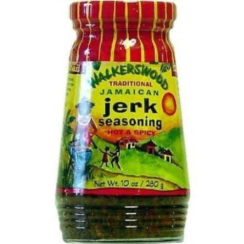 Walkerswood Traditional Jamaican Jerk Seasoning 10 Oz (24pack)