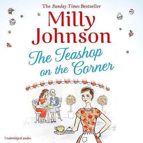 The Teashop on the Corner cover art