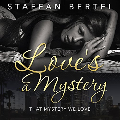 Love's a Mystery audiobook cover art