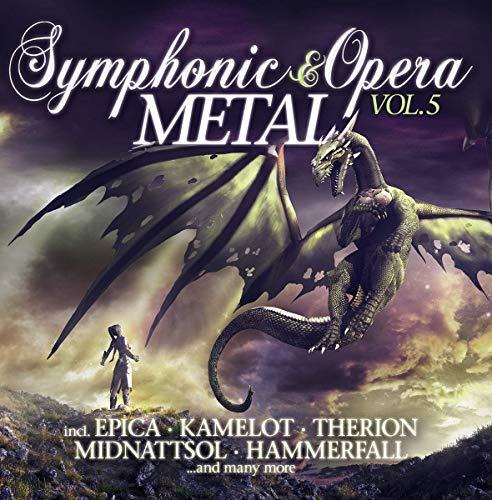 Symphonic & Opera Metal Vol.5 [Vinyl LP]