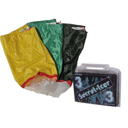 Ice oder Lator Bags Secret Icer Pollinator 3Beutel Filter 190+ 70+ 25Micron