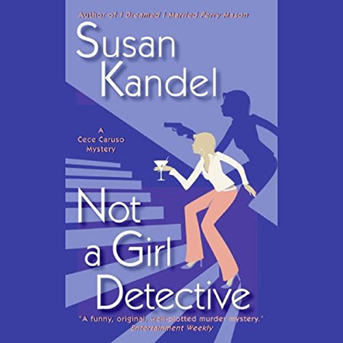 Not a Girl Detective cover art