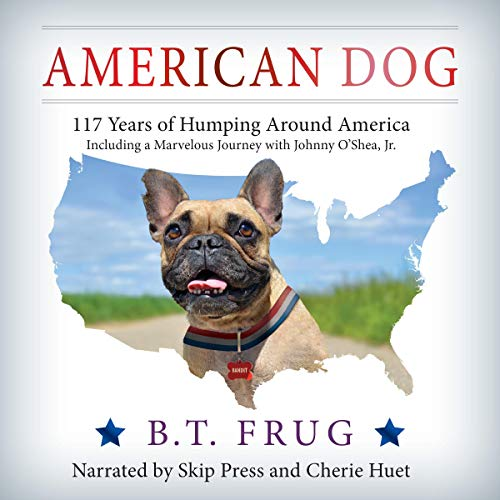 American Dog Audiobook By B.T. Frug cover art