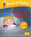 Read at Home: Level 5a: The Hairy-Scary Monster Book and CD