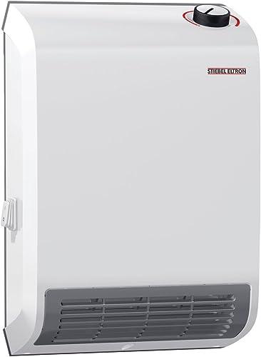 popular Stiebel Eltron 236304 CK outlet sale Trend wholesale Wall-Mounted Electric Fan Heater, 1500W, 120V online sale