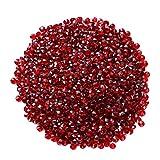 SUPVOX - Piedras decorativas de cristal ideales para decorar mesas de boda, 4,5 mm,...