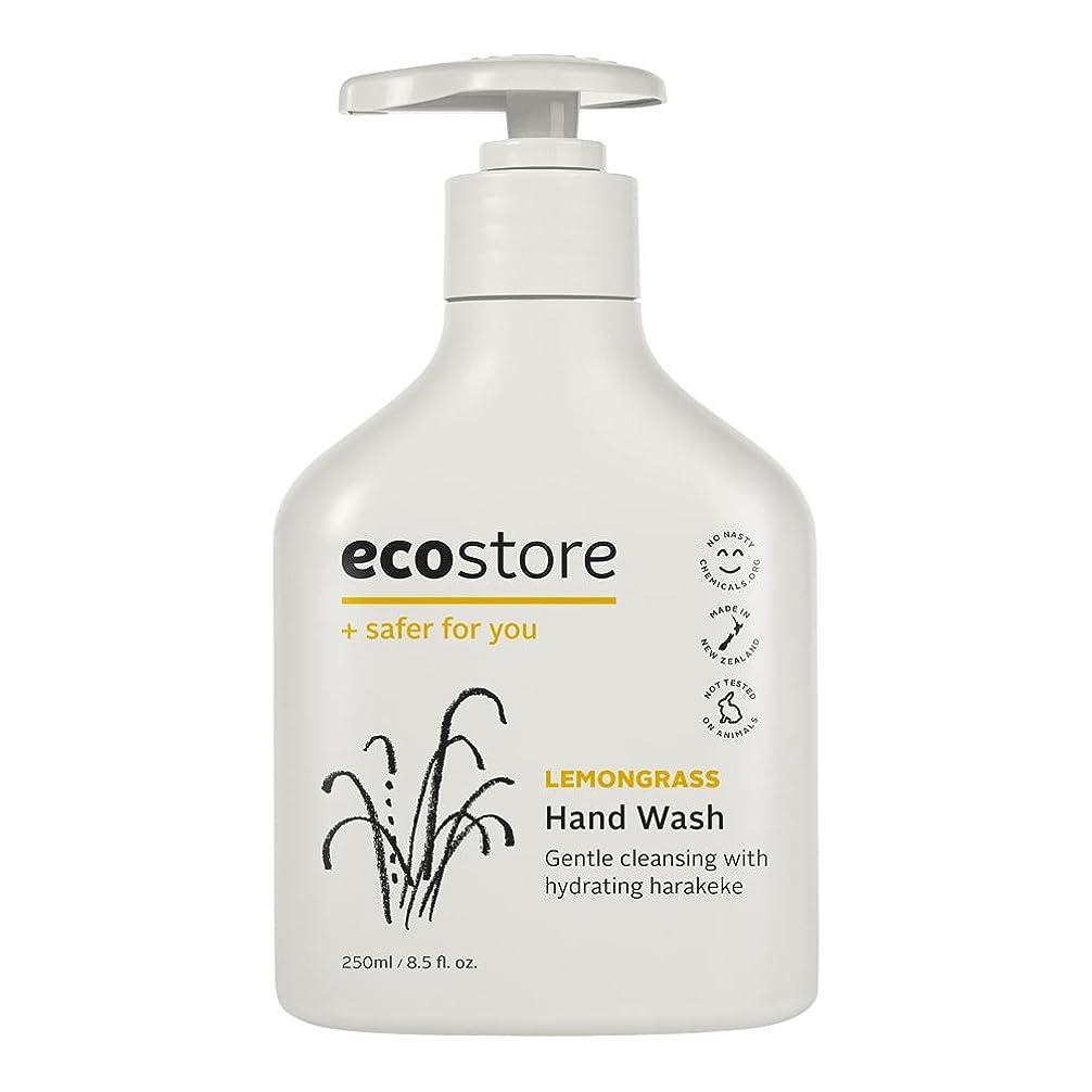 こどもの日忘れられない手術ecostore(エコストア) ハンドウォッシュ 【レモングラス】 250mL 液体タイプ