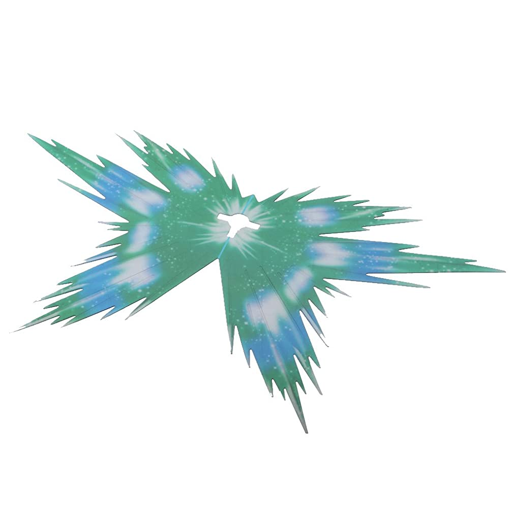 SM SunniMix 1:144 Scale Effects Wings for Gundam Wing Collection for Gundam Green