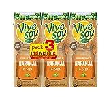 Vivesoy Naranja Y Soja Caja De 7 Packs 3X250 Ml