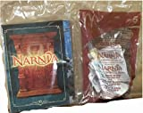 McDonald's 2005 Happy Meal Narnia The Lion, the Witch and the Wardrobe #5 The White Witch with book