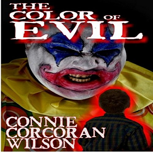 The Color of Evil audiobook cover art