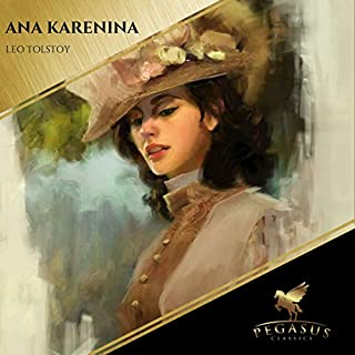 Anna Karenina (Spanish edition) audiobook cover art
