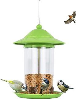 LLDDP鳥かご 金属鳥の送り装置屋外の野鳥の送り装置自動鳥の送り装置の鳥の食糧コップ鳥の巣の鳥の家の供給ブース - 鳥の供給の水送り装置 - 鳥のたらい装置 - 鳥の餌箱