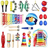 TOPERSUN 28PCS Instruments de Mu...