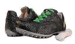 Henry & Magda, Women's Golf Shoes, Brilliant BLACK - Size: 39