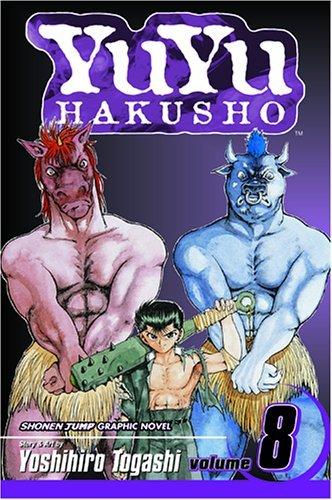 YuYu Hakusho, Vol. 8: Open Your Eyes!! (English Edition)