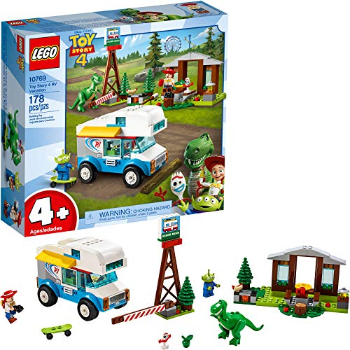 Image of the LEGO | Disney Pixar's Toy Story 4 RV Vacation 10769 Building Kit (178 Pieces)