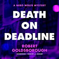 Death on Deadline (Nero Wolfe Mystery)