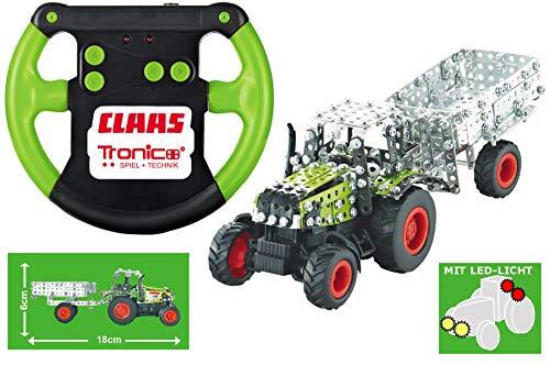 TRONICO Metallbaukasten RC Traktor Claas Axion 850