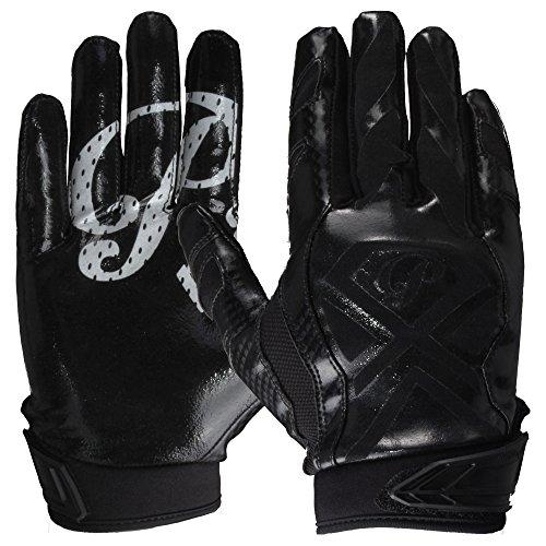 Prostyle - American Football Receiver-Handschuhe in schwarz, Größe L