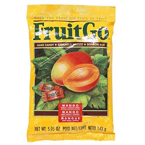 FruitGo Mango Hard Candy