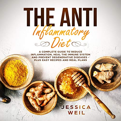 The Anti Inflammatory Diet cover art