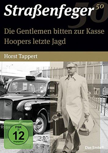 Straßenfeger 50 - Die Gentlemen bitten zur Kasse/Hoopers letzte Jagd