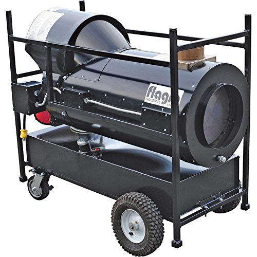 Buy Flagro USA Indirect Heater - 200,000 BTU, Diesel/Kerosene, Model Number FVO-200