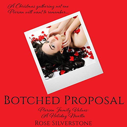 Botched Proposal audiobook cover art