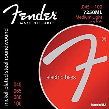 Fender Super Bass 7250s 45-100 7250ML