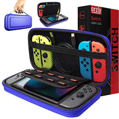 Housse de rangement anti-choc pour la Nintendo Switch et ses accessoires