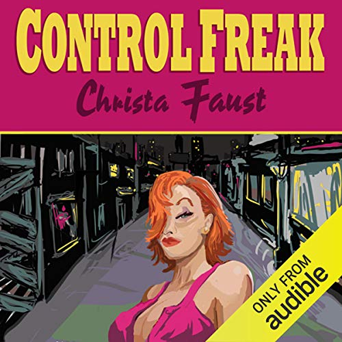 Control Freak audiobook cover art