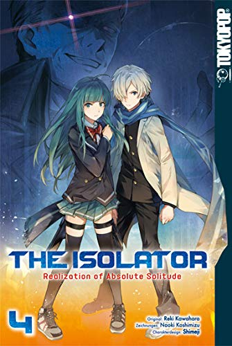 The Isolator - Realization of Absolute Solitude 04
